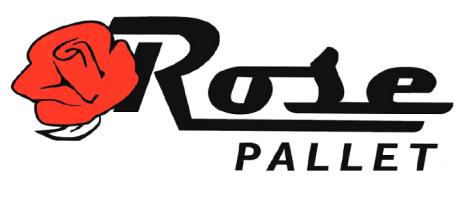 rose pallet branding