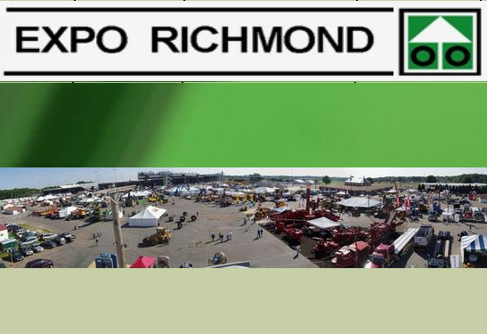 Expo Richmond post