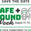 Save the Date! Safe + Found Week August 13-19, 2018 post