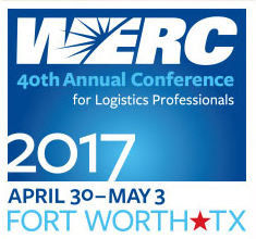 WERC 40th Annual Conference for Logistics Professionals flyer