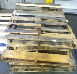 pallets for cash